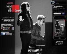 The Daydream Club featured on #BandOfTheDayApp.