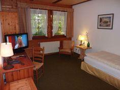 Einzelzimmer im AKZENT Hotel Zur Wasserburg***S