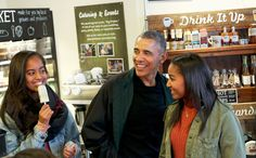 67 Incredible Photos of the Obama Family From the Past 8 Years