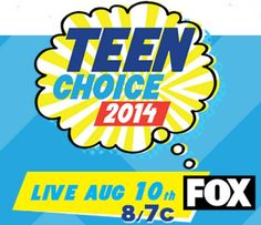Lista de ganadores de los Teen Choice Awards 2014