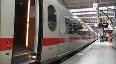 Vienna to London by train in a single day