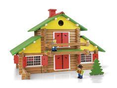 JEUJURA - 8005 - Mon chalet en bois 240 pièces