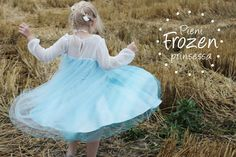 Hippu, Frozen Elsa dress Frozen Elsa Dress, Tulle, Skirts, Dresses, Fashion, Gowns, Moda, La Mode, Tutu
