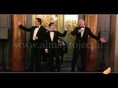 ALMA PROJECT - Three Tenors - La Donna E' Mobile - YouTube