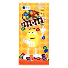 Silikonový obal M&M pro iPhone 5/5 #case #kryt #iphone