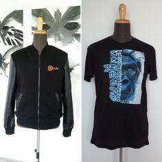 Bomber & T-Shirt by CaDeWear Available on store.cadewear.com #cade #cadewear #streetwear #moda#design #clothes #wear #graphic #video #adv #spot #beta #comingsoon #staytuned #ecommerce #italy #madeinitaly #milano #faschion #bellissimo #glitch#orange #black #newbrand #marca #azienda #societa #srls