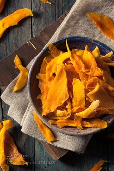 Raw Organic Dried Mangos by brenthofacker #food #yummy #foodie #delicious #photooftheday #amazing #picoftheday