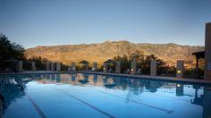 Miraval Resort & Spa in Arizona. I want to go!!  Body Mindfulness Center Pool