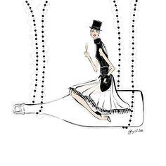 Tiffany La Belle Art & Illustration