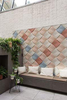 Weave Tiles for Kaza by Note Design Studio