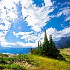 Abraham Lake, Banff/Jasper