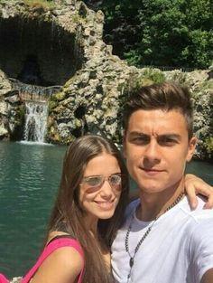 Antonella Cavalieri and Paulo Dybala ❤❤