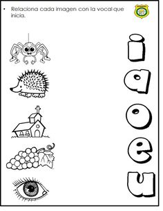 Alphabet Worksheet Bundle - Letter Work and Beginning Sounds Preschool Education, Free Preschool, Preschool Activities, Spanish Language Learning, Teaching Spanish, Speech Language Therapy, Speech And Language, Special Education Behavior, Spanish Lessons For Kids