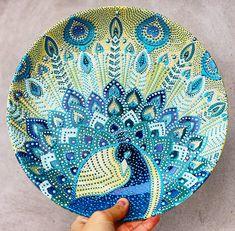 mandala peacock