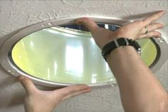 Learn how to install a tubular skylight to brighten any room; includes step-by-step instructions and helpful tips. Totally gonna have one of these in the shower.