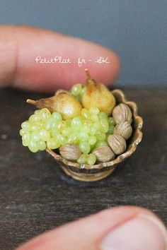 Miniature Fruit Bowl