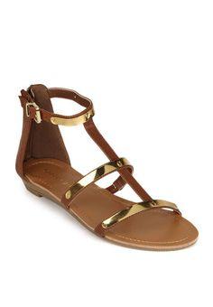 Tizzyy-Brown--Sandals / Steve Madden / Rs.3999
