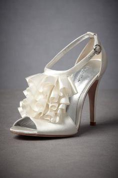 @Kirsten Wehrenberg-Klee Wehrenberg-Klee Herrington  Bride's shoes