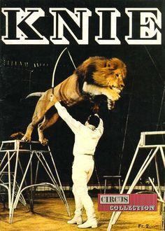 Circus collection: Cirque Knie 1974