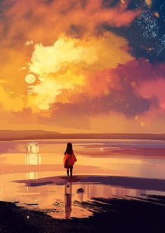 Inspirationally Sane By Art And Music Wallpaper Animes, Anime Scenery Wallpaper, Animes Wallpapers, Wallpaper Quotes, Screen Wallpaper, Phone Wallpapers, Art Anime Fille, Anime Art Girl, Manga Art