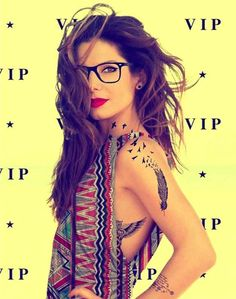 Sandra Bullock | Celebrities Turned Into Hipsters