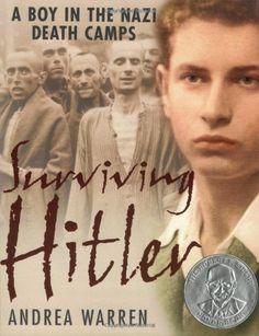 Surviving Hitler: A Boy in the Nazi Death Camps Harper Collins,http://www.amazon.com/dp/0060007672/ref=cm_sw_r_pi_dp_mY52rb1CVJVFH706