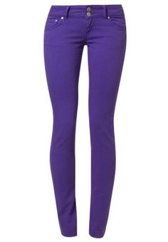 LTB - NEW MOLLY - Slim fit jeans - purple