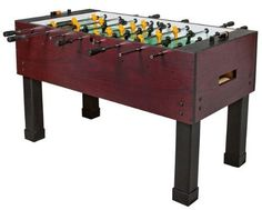 Foosball Tables for Kids - Tornado Sport Foosball Table -- Learn more by visiting the image link.