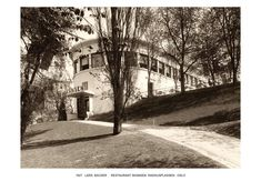 Image 1 of 4 from gallery of Lars Backer – A Pioneer of Norwegian Modernism. Oslo, Roman Architecture, Beautiful Villas, International Style, Neoclassical, Modernism, Classic Beauty, Ancient Greek, Norway