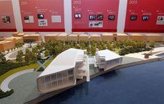 El Centro Botín además de ser un proyecto ambicioso y cultural, trabaja por mejorar la bahía de Santander