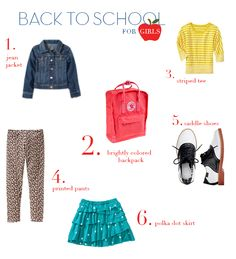 Back to School Shopping for Girls | Say Yes to Hoboken
