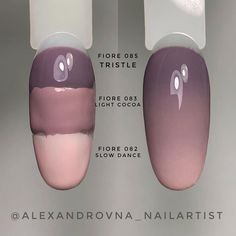 995 Me gusta, 22 comentarios - (alexandrovna_nailartist) en quot; Love Nails, How To Do Nails, Pretty Nails, How To Ombre Nails, Ombre Nail Art, Nagellack Design, Dipped Nails, Fall Nail Designs, Nagel Gel