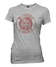Heather Gray 'Bayside Tigers' Tee - oh, the memories...