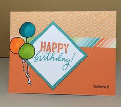 """Clearly Cards: Operation Smile """"Happy Everything"""" Blog Hop #CTMH"""