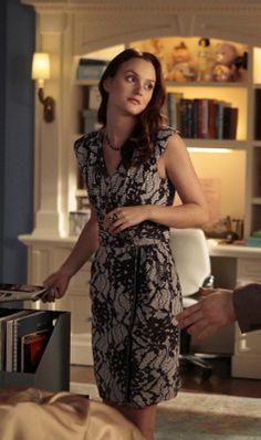 Bensoni dress.  Marni underwear.  Swarovski necklace.