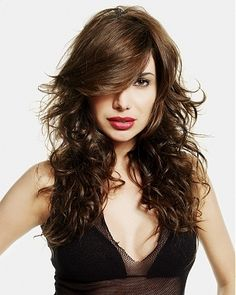 So, the style itself isn't what I am going for.. the long layers, & growing out my bangs.. yes.