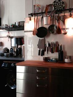 black #GORENJE WASHING MACHINE,  #IKEA #GREVSTA  Kitchen Drawers. #45KILO #LINES #Shelf,