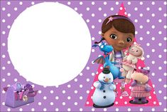 Doc Mcstuffins Invitation Template New ton Of Free Party Printables Birthday Ideas Doc Mcstuffins Birthday Party, 3rd Birthday Parties, 2nd Birthday, Birthday Ideas, Invitation Card Format, Invitations, Party Printables, Party Time, Photoshop