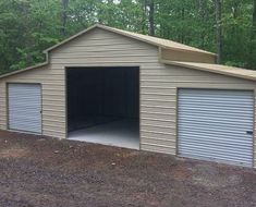 Metal buildings shops with floor plans and metal garage buildings raleigh nc - Check Out THE PICTURE for Various Tips and Ideas. Metal Garage Buildings, Metal Garages, Steel Buildings, Storage Buildings, Steel Barns, Raised Bed Garden Design, Run In Shed, Wood Shed, Shed Design