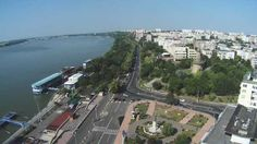 Galati - Romania Live webcams City View Weather Weather webcam Danube promenade panoramic view Galați is the capital city of Galați County, in the historical region of Moldavia, eastern Romania. Galați is the largest port town on the Danube River. Danube River, Capital City, Romania, Euro, Weather, Live, Weather Crafts
