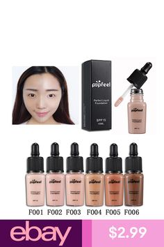 Foundation Makeup Health & Beauty