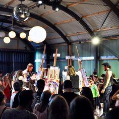 18 Feb | Art battle @ Pllek Amsterdam, Battle, Basketball Court, Art, Art Background, Kunst, Performing Arts, Art Education Resources, Artworks