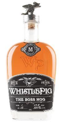 Whistle Pig Boss Hog 2014 Spirit of Mortimer