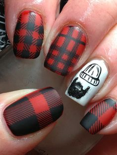 Digit-al Dozen Does Texture; Day 5 - Canadian Nail Fanatic MoYou Hipster Collection