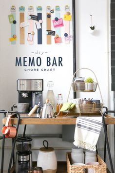 18 trendy home bar diy small counter space Diy Bar, Counter Space, Trendy Home, Jar Storage, Cool Diy Projects, Staying Organized, Bars For Home, Organization Hacks, Easy Diy