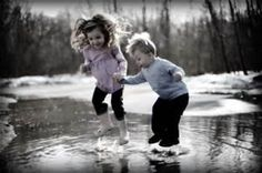 splashing in the puddles photos - Bing images