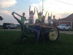 Down on the farm with Living Waters Yoga