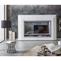 Große Und Moderne Wohnwand: Das Highlight In Ihrem Wohnzimmer