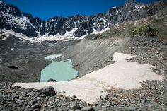 Lac du Glacier d'Arsine (2546m)  Parc National des Ecrins - Alpes NIKON D800 + NIKON 16-35mm f/4G AF-S ED VR RAW + Lightroom v5.7 07/2016  #ecrinsnationalpark #parcnationaldesecrins #ecrins #alpes #alps #montagne #mountain #arsine #lac #trek #hiking #rando #randonnee #hautesalpes #briançon #serrechevalier #glacier #nature