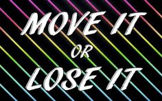 Move It or Lose It is a fun and really easy game to play anywhere at any time…